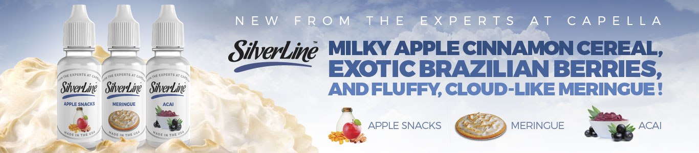 SilverLine 3 New Flavors