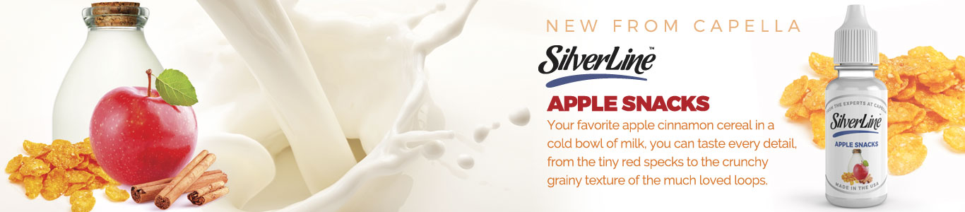 New SilverLine Apple Snacks
