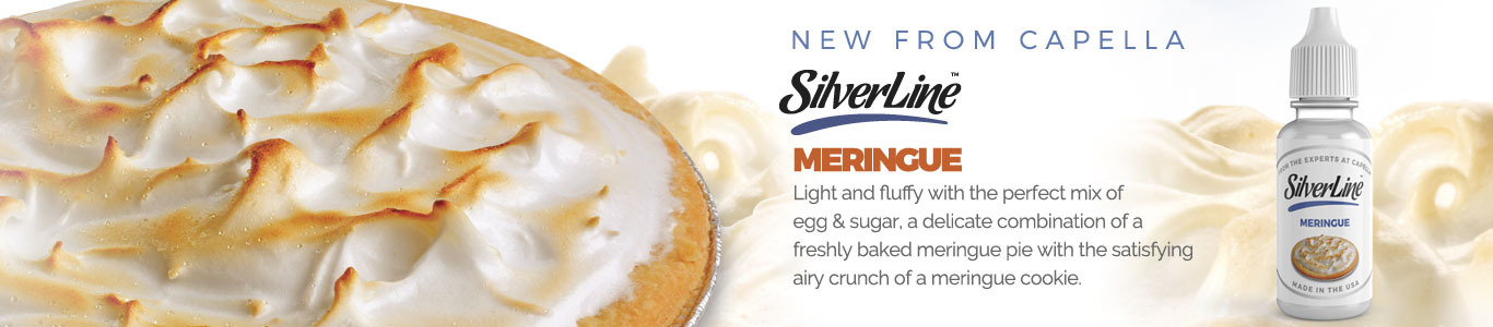 New SilverLine Meringue