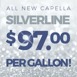 New SilverLine Flavors by Capella - $ 97.00 per gallon !
