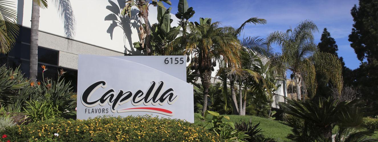 Capella Flavors, Inc. Carlsbad, CA USA